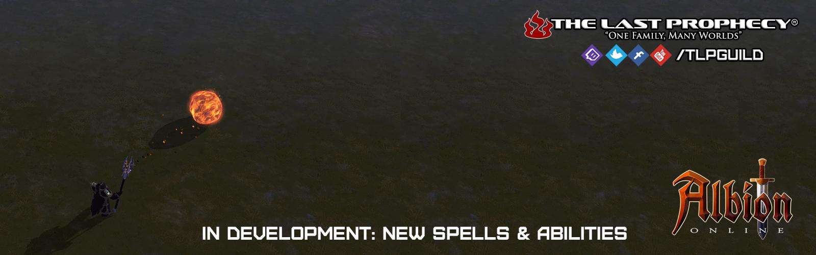 In Development: New Spells & Abilities