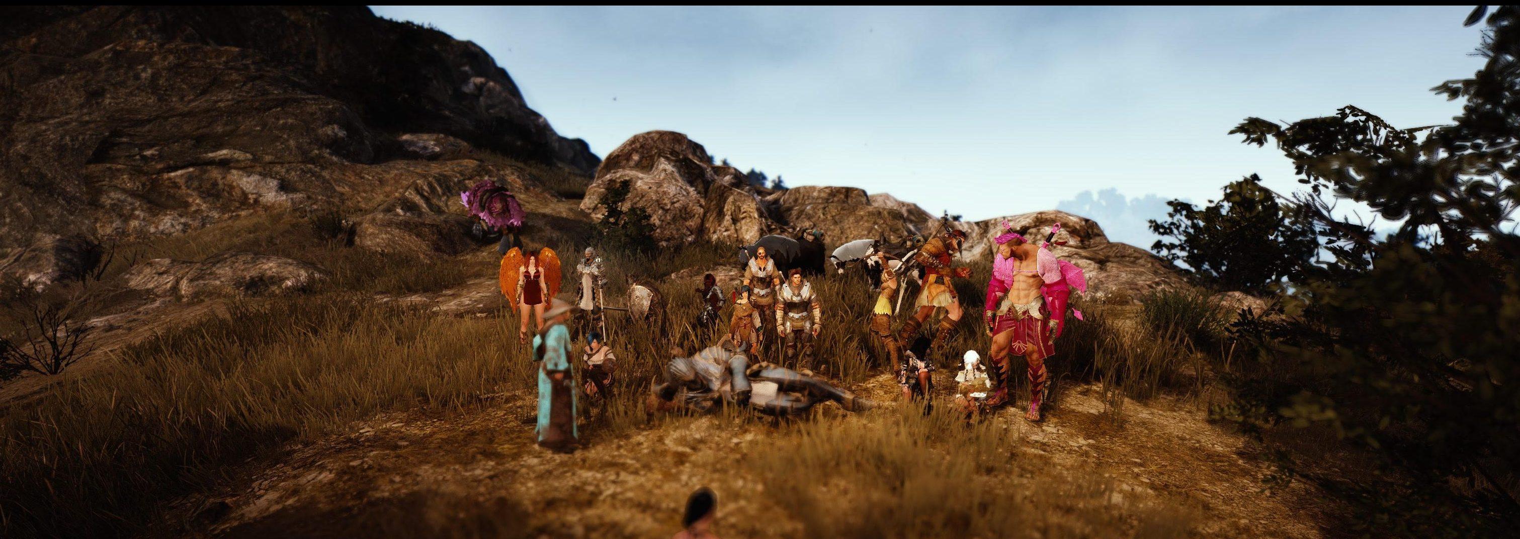 Successful Lava Chief Takedown: 3 LIVERTOS! – Black Desert