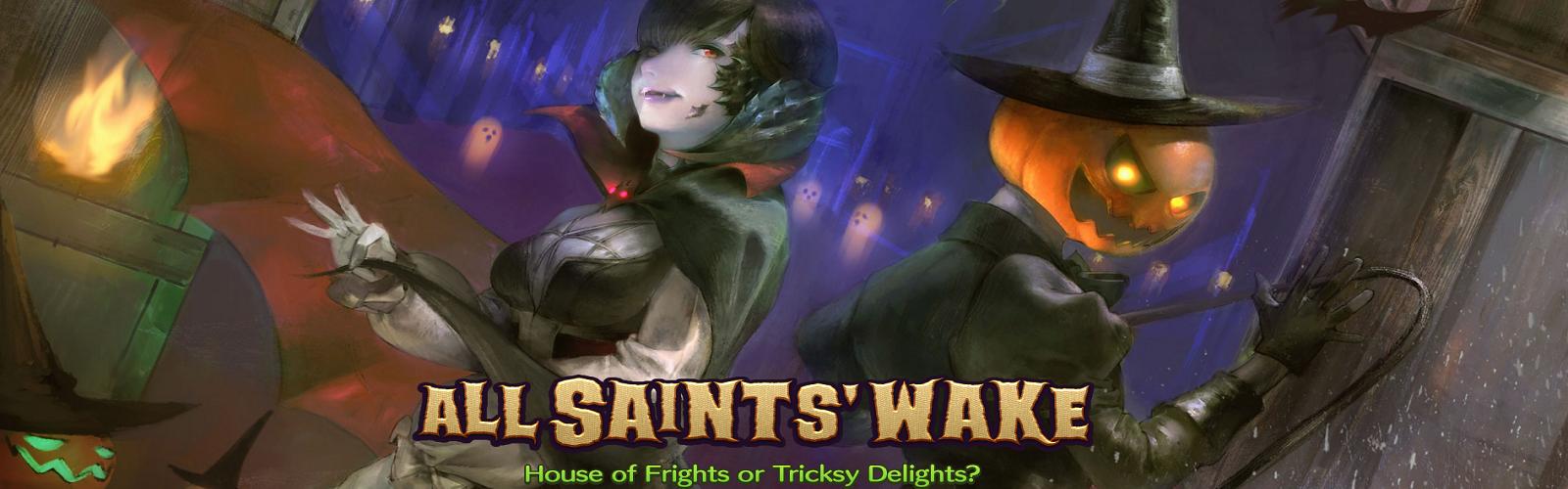 All Saint's Wake – 2016