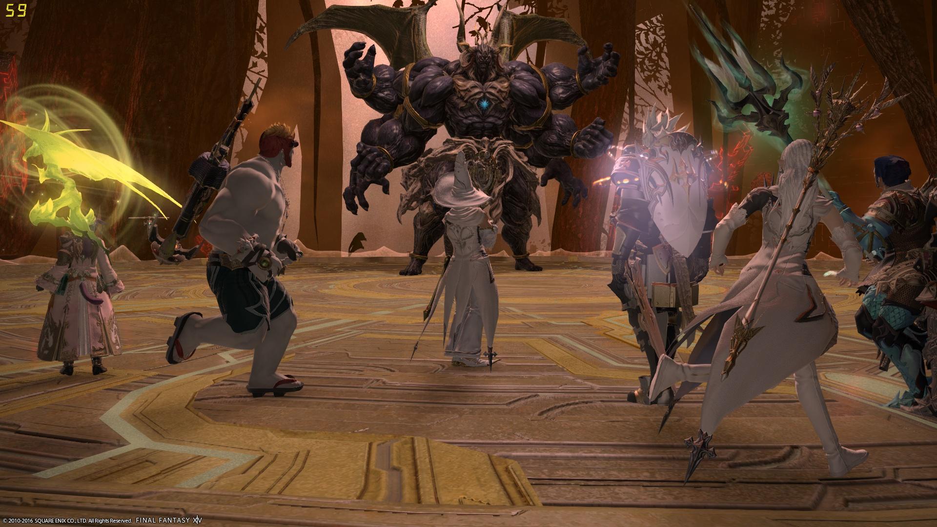 TLP-FFXIV – Final Fantasy XIV