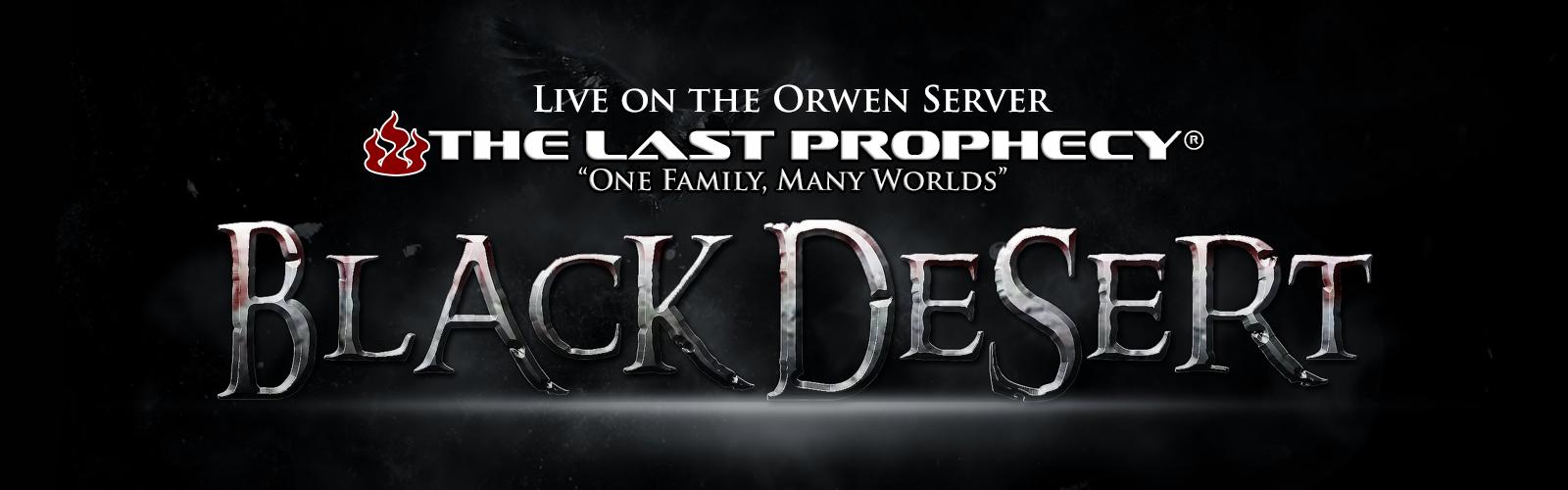 Black Desert Online Launches, TLP Settles on Orwen