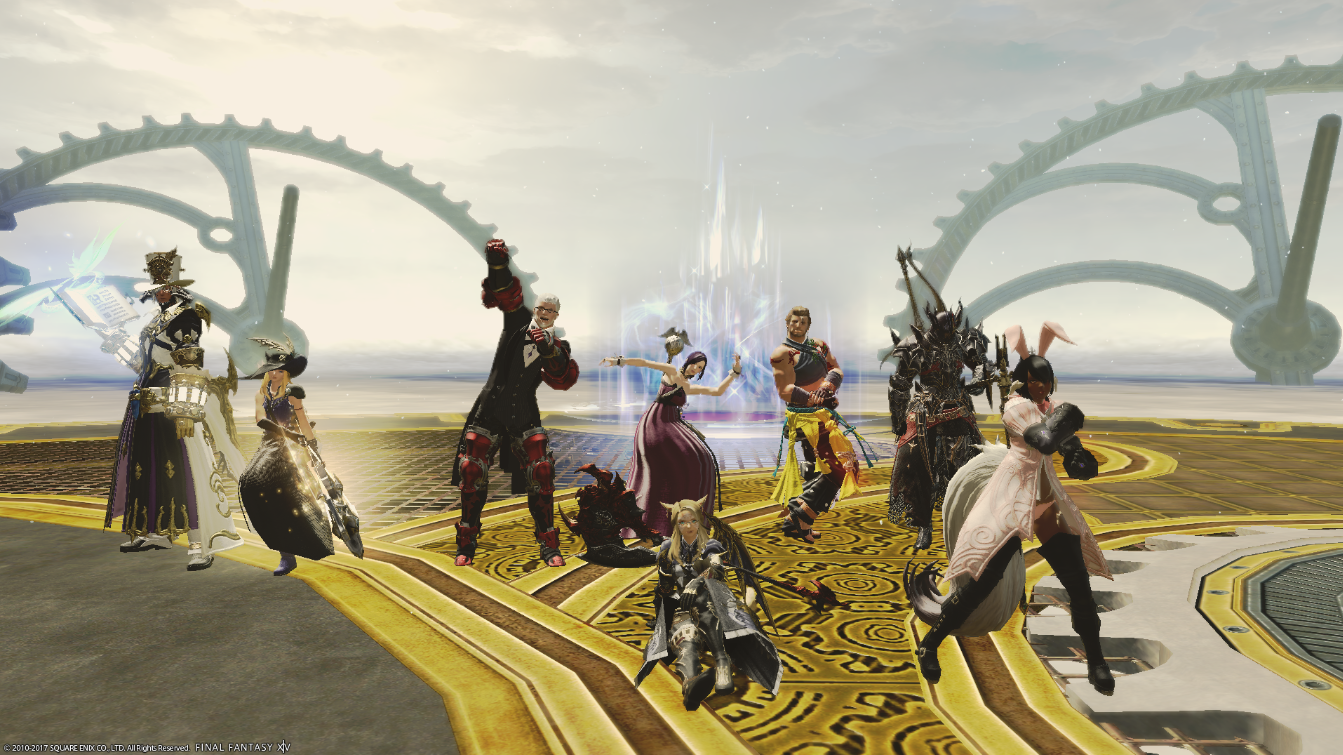 TLP-FFXIV – The Last Prophecy