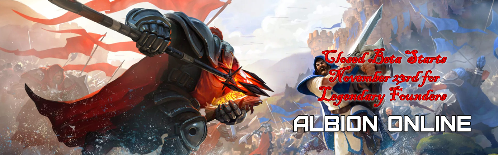 TLP Albion Online Chapter Launches!