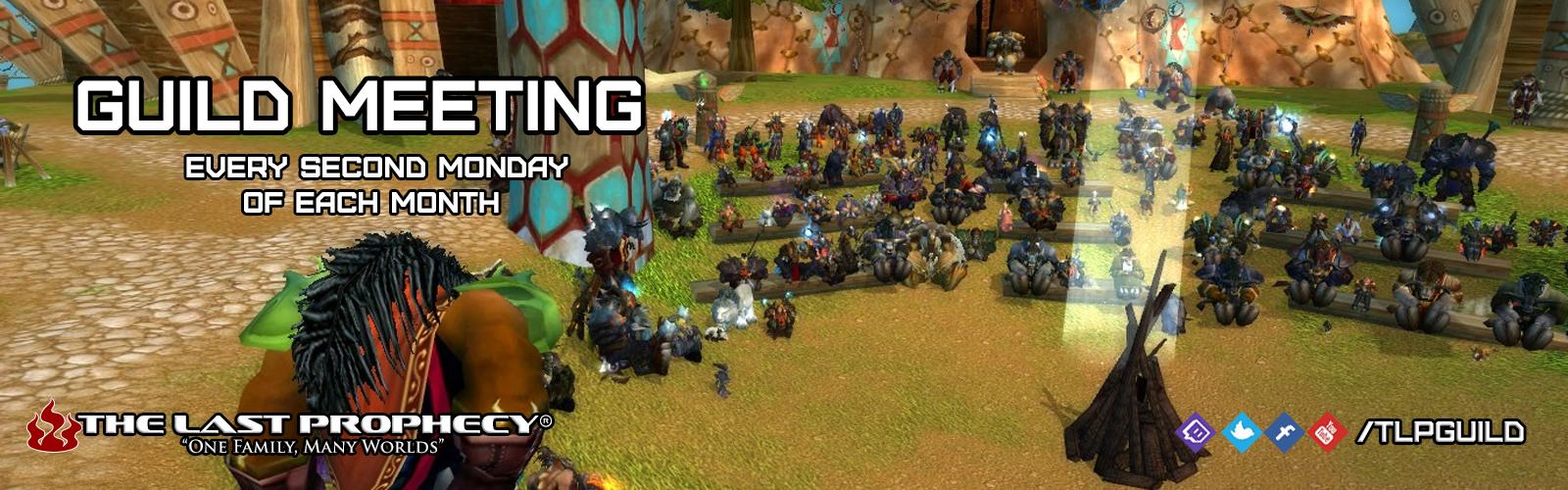 World of Warcraft – One Family, Many World